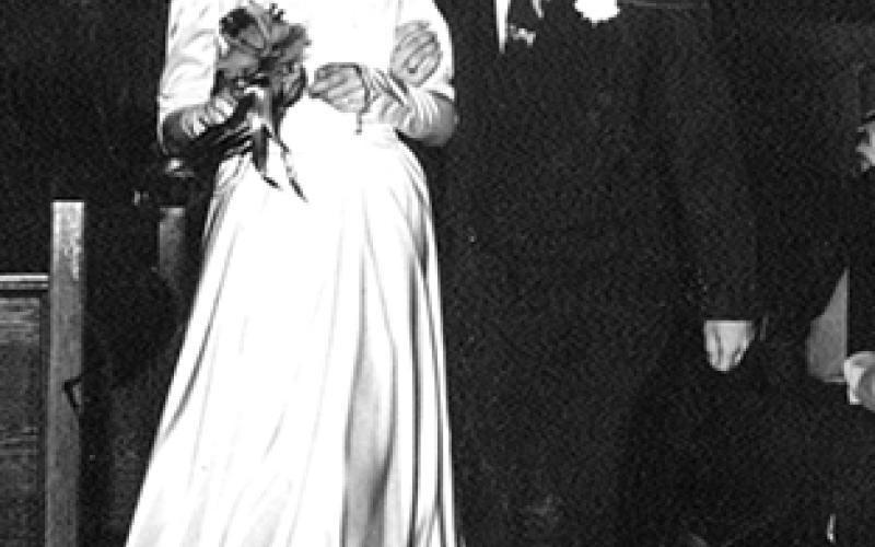 James and Oneida Stiles, 1951