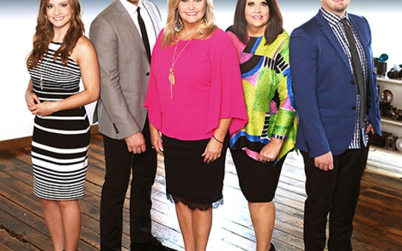 Graham Concert Association presents Karen Peck and New River at 7 p.m., Tuesday, Nov. 1, at Graham Memorial Auditorium. The group will perform their Southern Gospel Music Dove Award-winning songs and many fan favorites from their extensive music catalogue. Tickets are available at the door, $20 for adults, $5 for students. Doors open at 6:30 p.m.  Contributed photo
