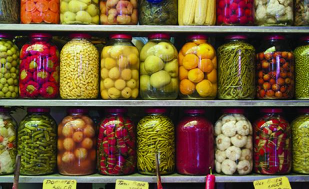 Learn to preserve food at upcoming classes in Graham!